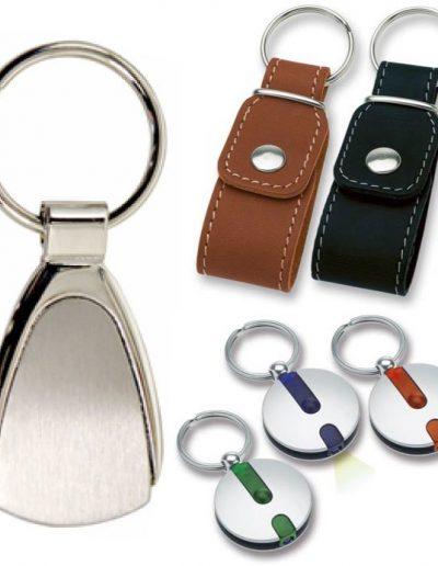 Gadget portachiavi personalizzati
