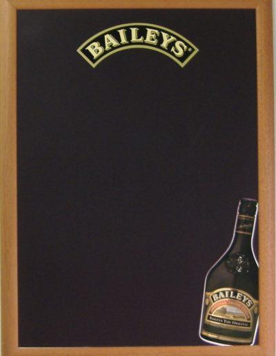 Lavagna personalizzata Baileys
