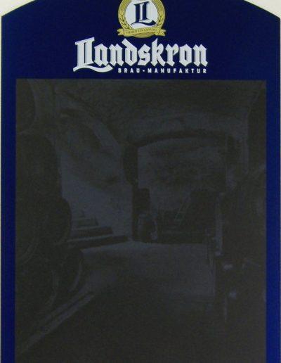 Lavagna personalizzata Landskron