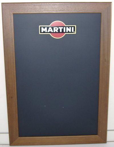 Lavagna personalizzata Martini