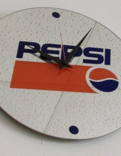 Orologio specchio Pepsi