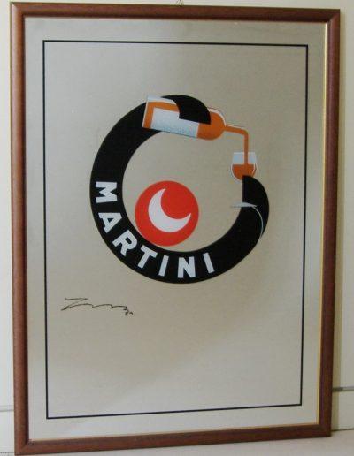 Specchi colorati Martini