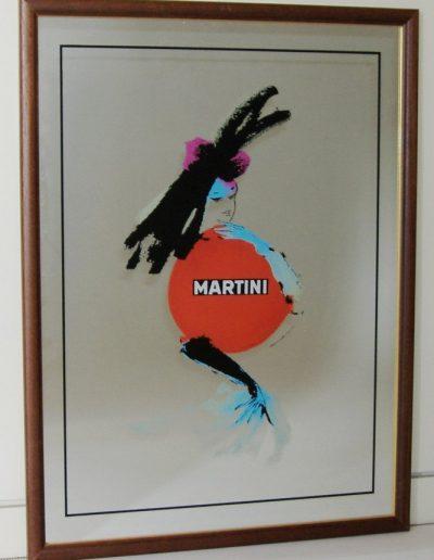 Specchi colorati Martini marangolo