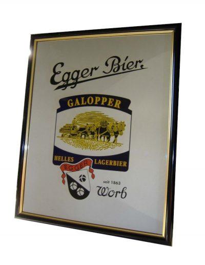 Specchi decorati Galopper
