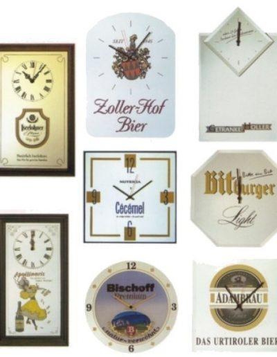 Orologi a specchio personalizzati